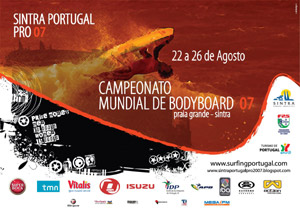 Sintra Portugal Pro poster