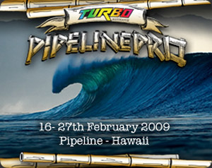 Turbo Bodyboards Pipeline Pro poster