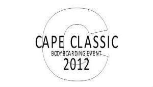 Cape Classic poster