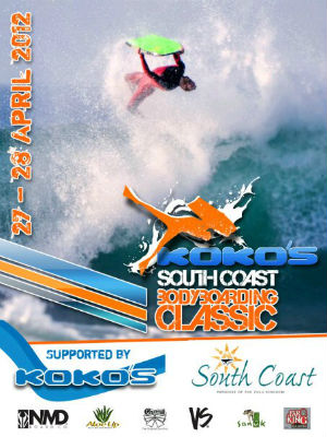 Koko's South Coast Classic poster