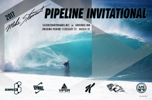 Mike Stewart Pipeline Invitational