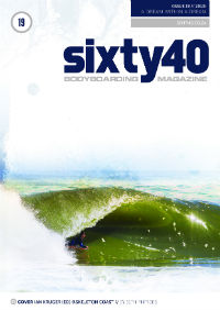 Sixty40 Bodyboarding Magazine - A Dream within a Dream