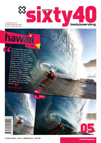 Sixty40 Bodyboarding Magazine - issue #05