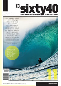Sixty40 Bodyboarding Magazine - issue #11