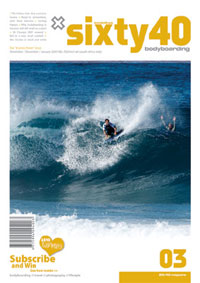Sixty40 Bodyboarding Magazine - Stuffed Turkey