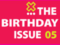 "Sixty40 Mag 05 - The ""Birthday"" Issue"