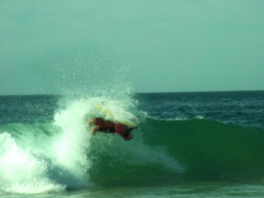 Vaughn Harris at The Wedge (Plett)
