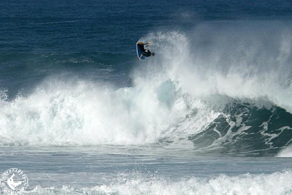 Ben Player at Pipeline