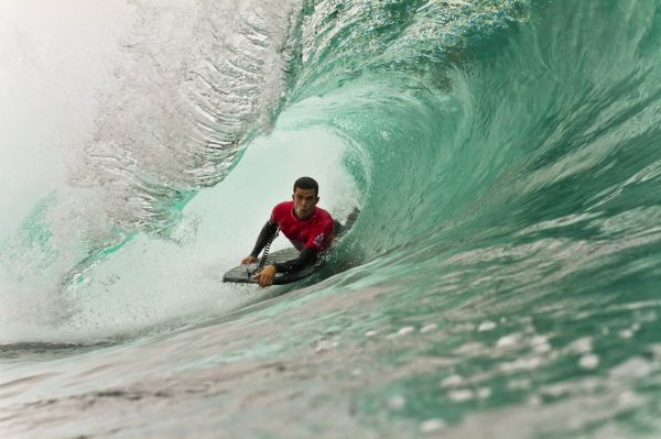 Mark McCarthy, Tube/Barrel at El Gringo