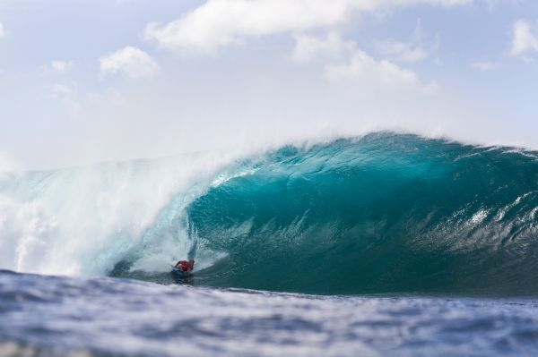 Mike Stewart, Tube/Barrel at Pipeline