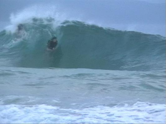 Richard Mattisson at The Wedge (Plett)