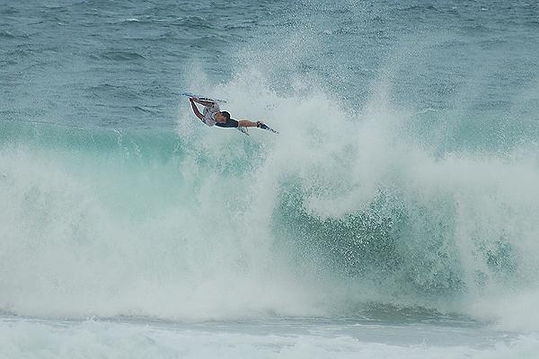 Mark McCarthy at Scottburgh