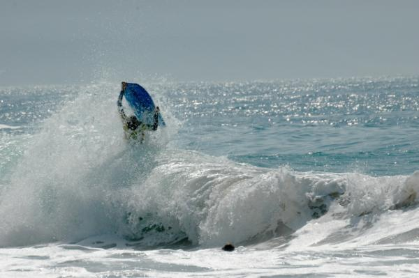 Niklas Martin at The Wedge (Plett)
