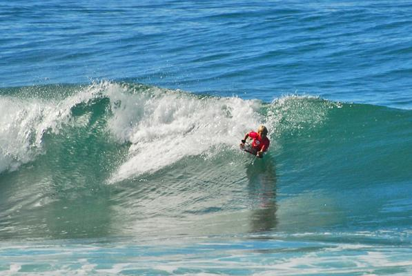 Michael Mynhardt at Margate