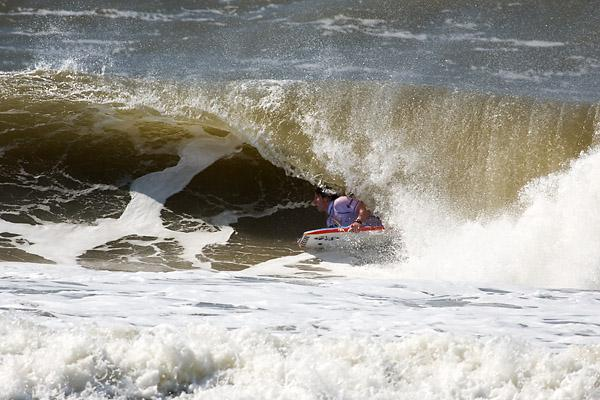 Ryno Turketti, tube/barrel at Alkantstrand