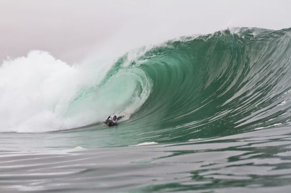 Ben Player, tube/barrel at El Gringo