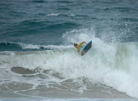 Neil Smith at Scottburgh