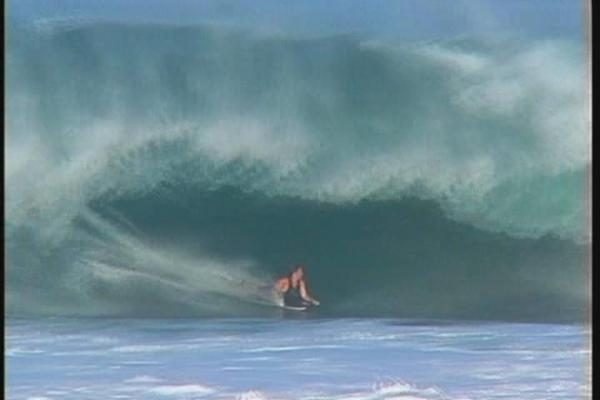 Jonathan Oliff at Pipeline